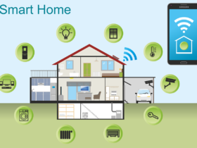 Voll vernetztes Smart Home